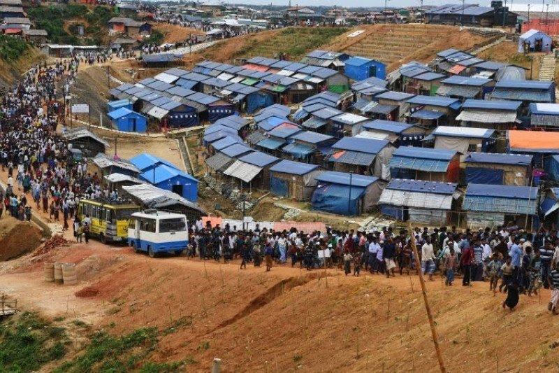 Myanmar akan perluas vaksinasi COVID-19 untuk warga Rohingya