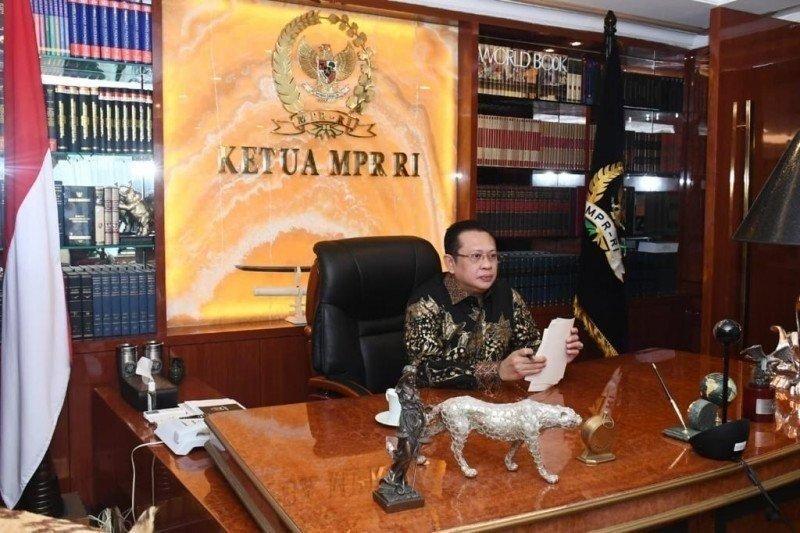Ketua MPR dorong Komite rumuskan kebijakan meringankan beban pedagang