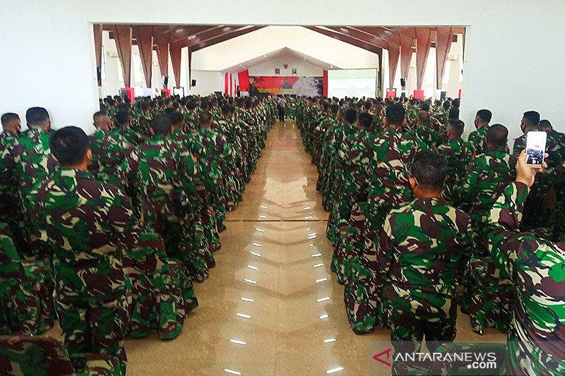 RSU sebut peluang sembuh 36 TNI positif COVID-19 di Manokwari tinggi