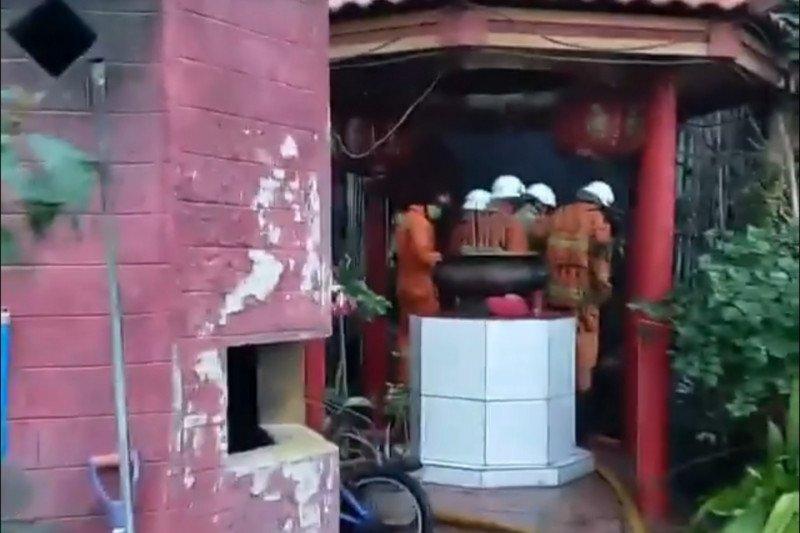 Dua orang tewas dalam kebakaran ruko di Penjaringan