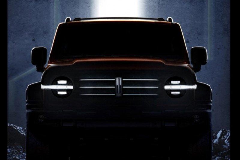 Kendaraan mirip dengan Ford Bronco akan hadir di China
