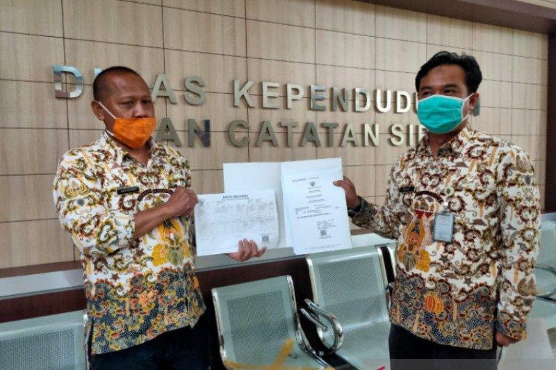 Disdukcapil Depok terbitkan dokumen kependudukan dengan kertas HVS