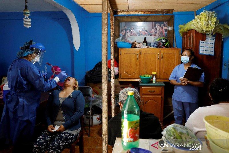 Kepala Angkatan Laut Meksiko terinfeksi virus corona