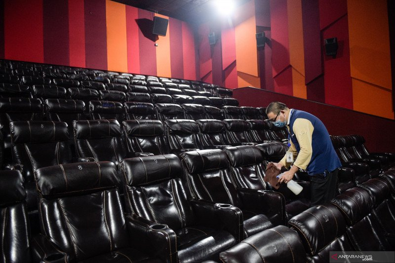 Bioskop China panen, sepekan film