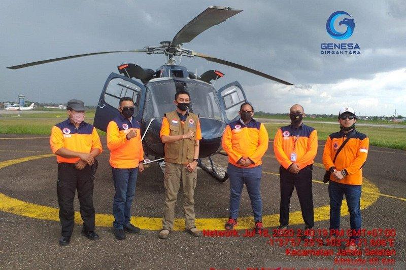 BNPB larang heli bantuan dipakai selain untuk karhutla dan kebencanaan