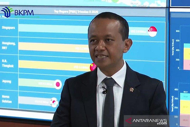Bahlil: Banyak perusahaan Taiwan mau relokasi dari China ke Indonesia