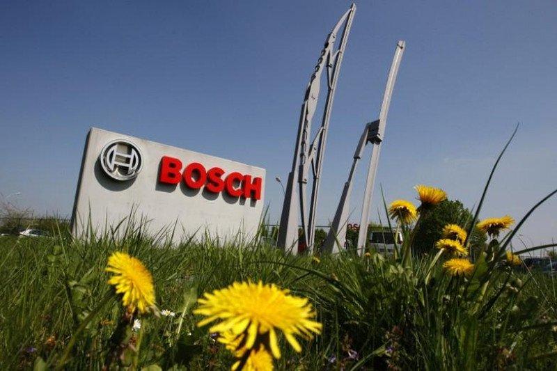 Bosch akan kembangkan perangkat lunak dalam satu divisi