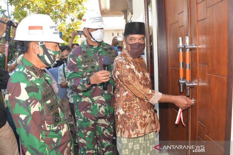 Pembangunan rumah tahan gempa di NTB mencapai 214.477 unit