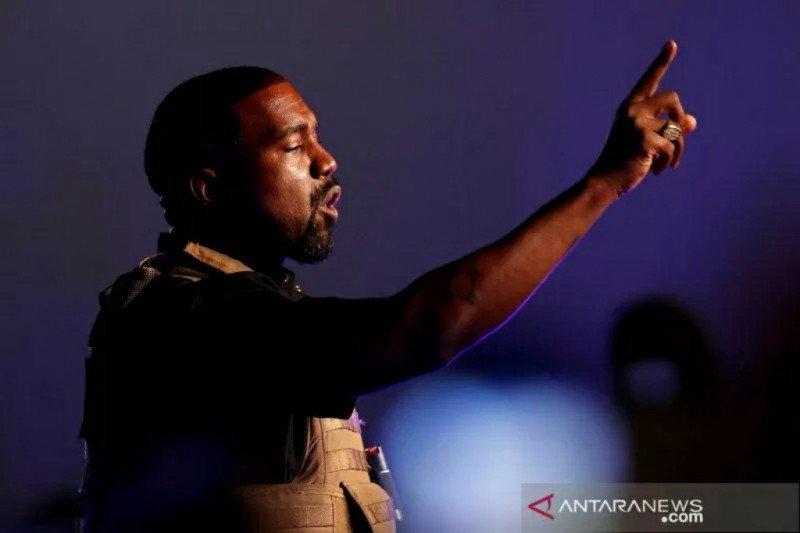 Kanye West ingin jadi pemimpin dunia