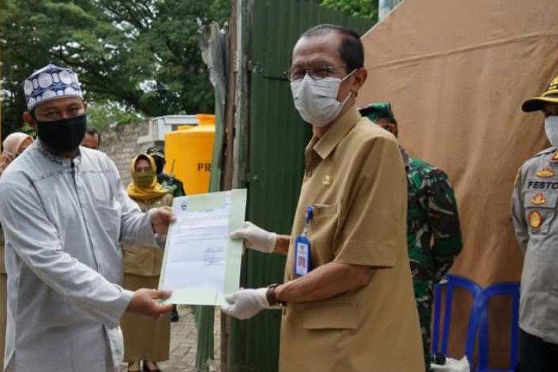 Sebanyak 11 pasien COVID-19 di Magetan dinyatakan sembuh