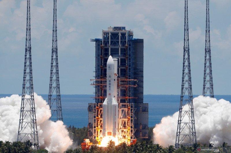 China luncurkan misi independen dan tanpa awak ke Mars