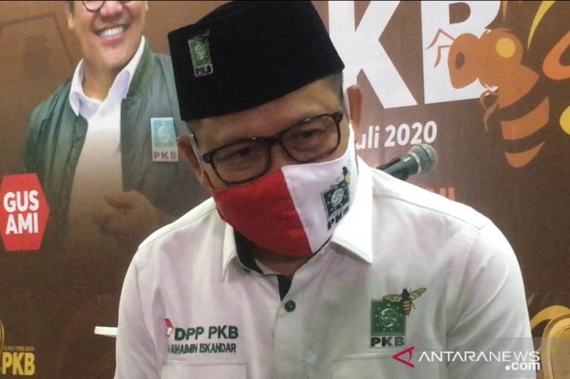 Cak Imin minta pemerintah perhatikan nasib UMKM saat pandemi