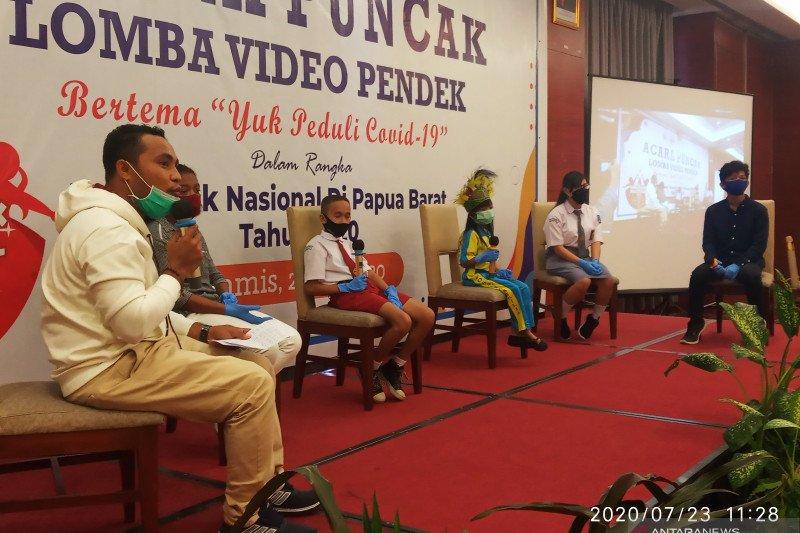 UNICEF sebut Papua-Papua Barat responsif lindungi anak saat pandemi