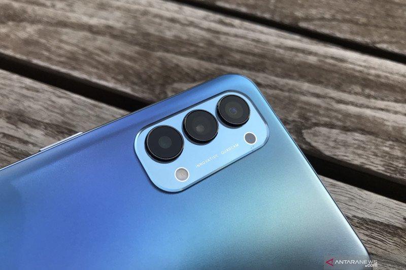 Oppo Reno 4 bawa peningkatan di kamera, ini fitur-fitur barunya
