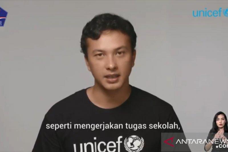 Duta Unicef: Jaga kesehatan mental selama pandemi COVID-19