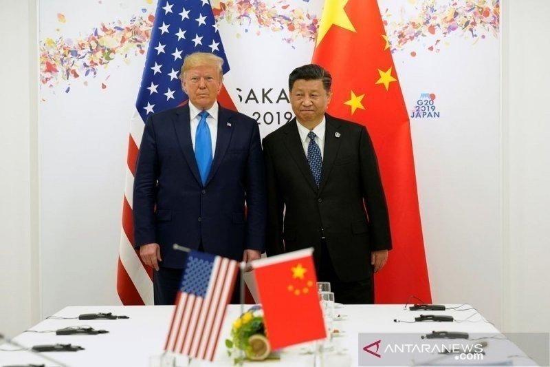 Trump katakan hubungannya dengan Xi Jinping memburuk setelah COVID-19