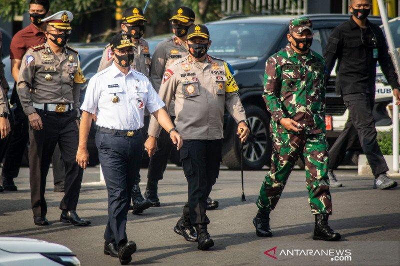 Apel gelar pasukan Operasi Patuh Jaya 2020