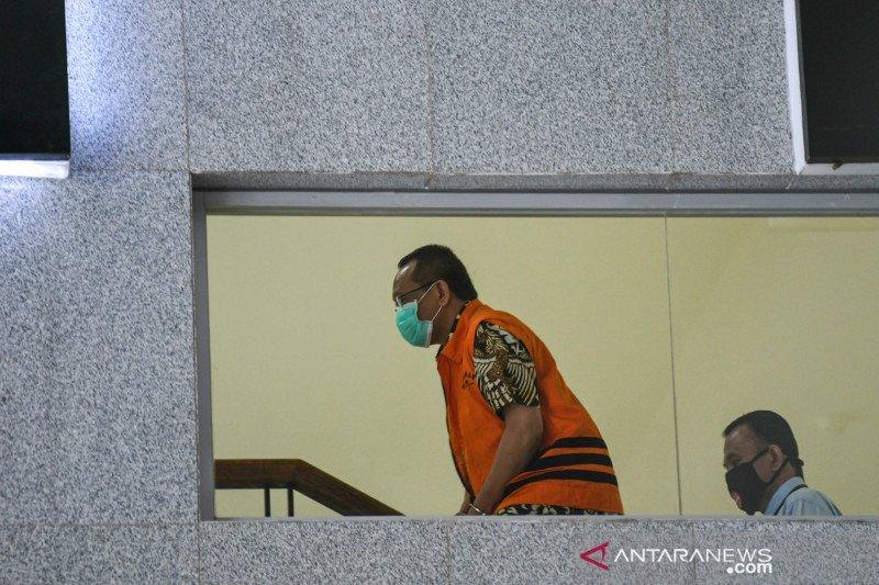 Pemeriksaan lanjutan Nurhadi di KPK
