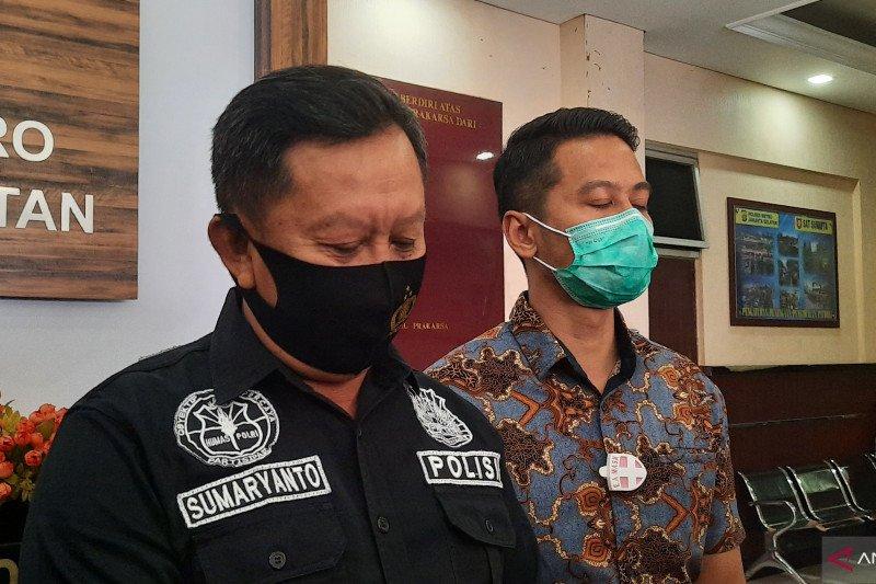 Dua saksi diperiksa terkait pencurian cek miliaran modus pecah kaca