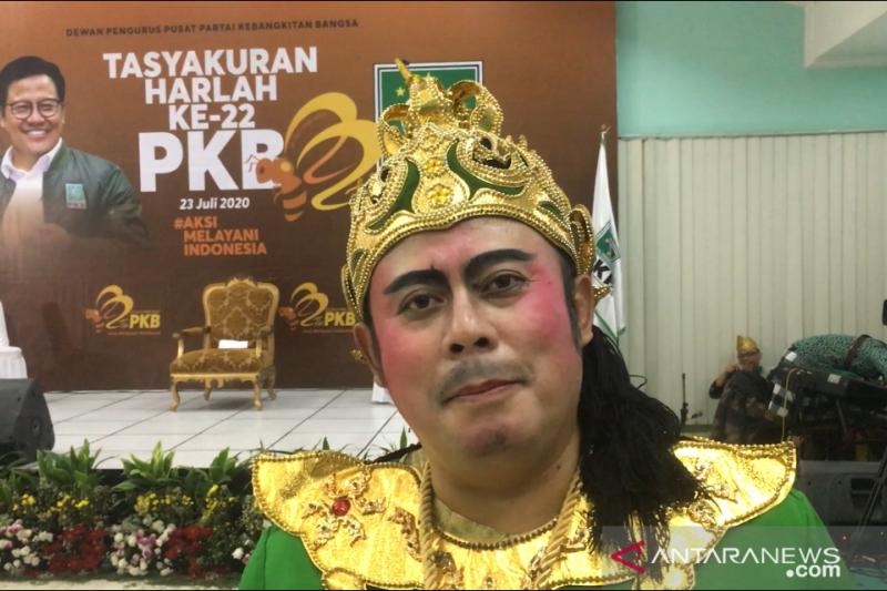 Harlah PKB, Cucun Ahmad Syamsurijal 'culik' dua selebritas tanah air