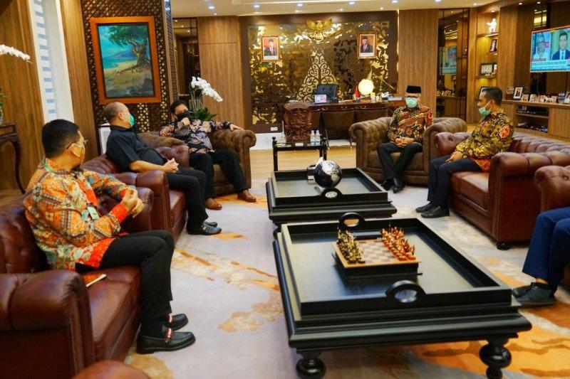 Aceh minta dukungan Menko Perekonomian soal kelanjutan KEK Arun