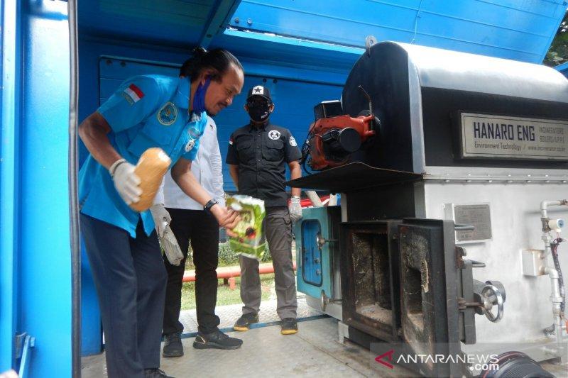 Bareskrim musnahkan 175,6 kg sabu-sabu asal Malaysia