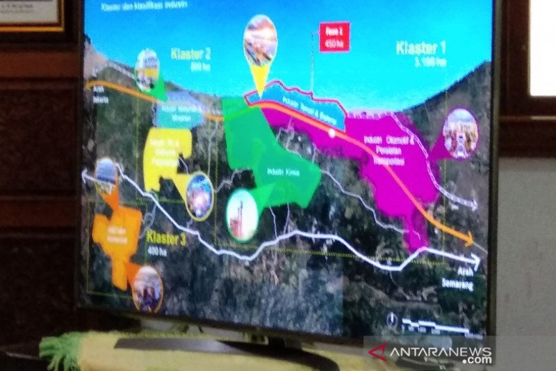 Pemkab Batang siapkan tiga lokasi tambahan Kawasan Indusrti Terpadu