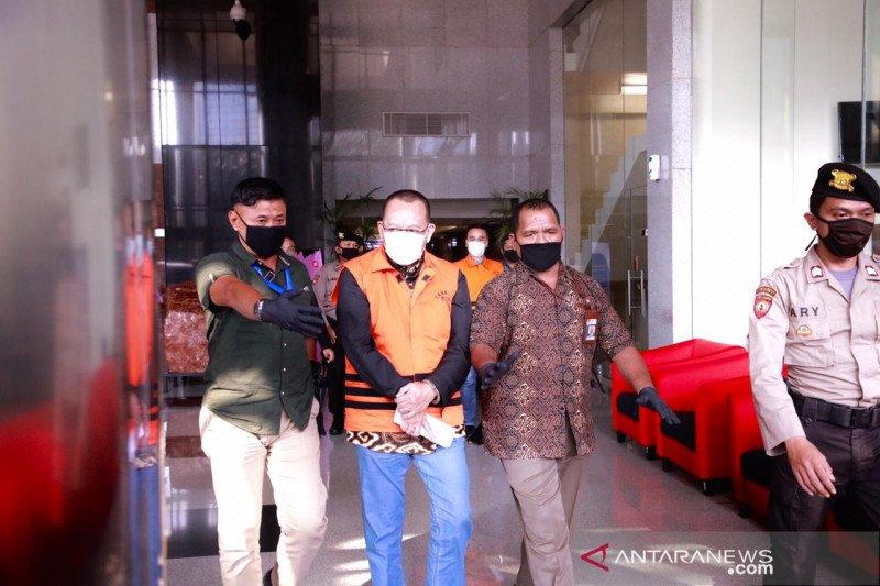 KPK panggil tujuh saksi dalami kasus suap tersangka Nurhadi