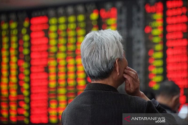Saham China turun karena investor khawatir kebijakan ketat