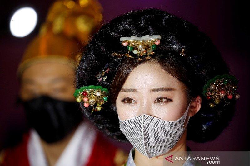 Pemimpin sekte di Korea Selatan ditahan terkait wabah corona