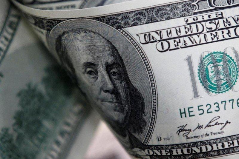 Dolar Amerika meluncur ke terendah hampir 2 tahun ketika euro melonjak lagi