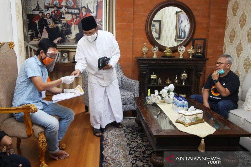PAN sepakat usung Gus Ipul-Adi Wibowo di Pilkada Kota Pasuruan