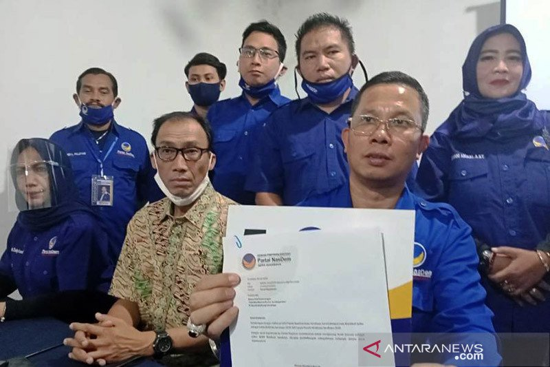 NasDem calonkan Presiden Persebaya dampingi MA di Pilkada Surabaya