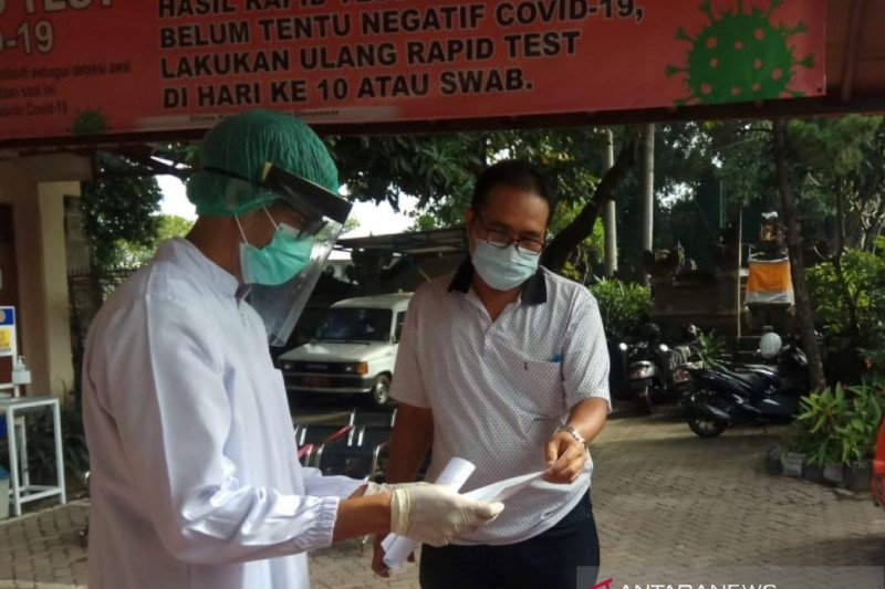 Pasien sembuh COVID-19 di Denpasar bertambah 40 orang