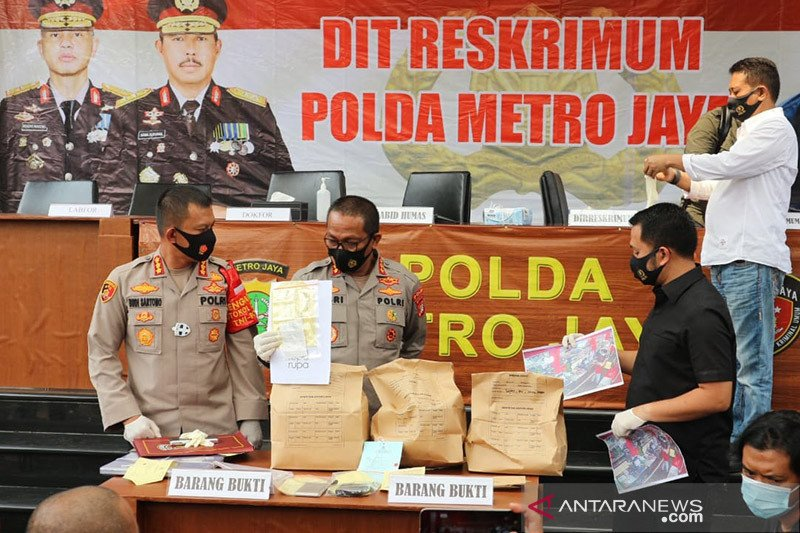 Polisi: Yodi Prabowo sempat periksa HIV sebelum meninggal