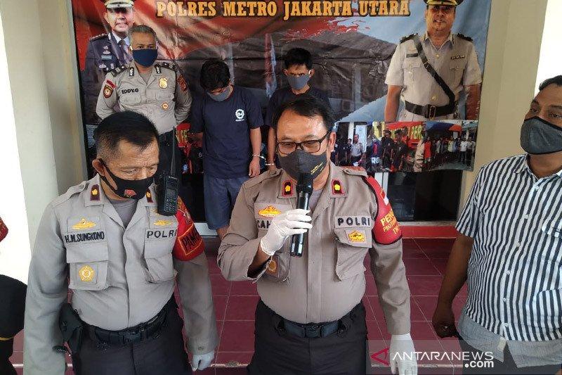 Polisi tangkap dua petugas PSU Cilincing karena edarkan narkotika