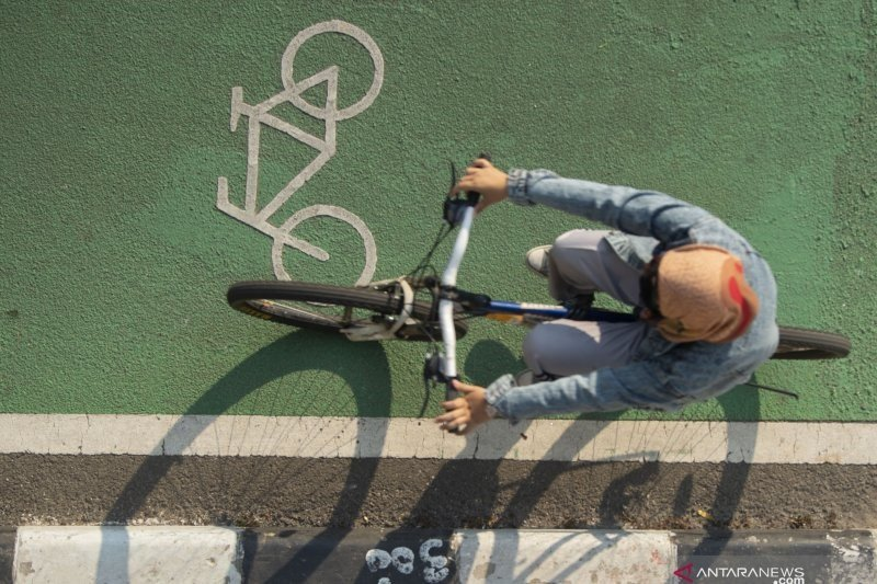 Kemenhub akan bicarakan soal penyediaan jalur sepeda dengan PUPR