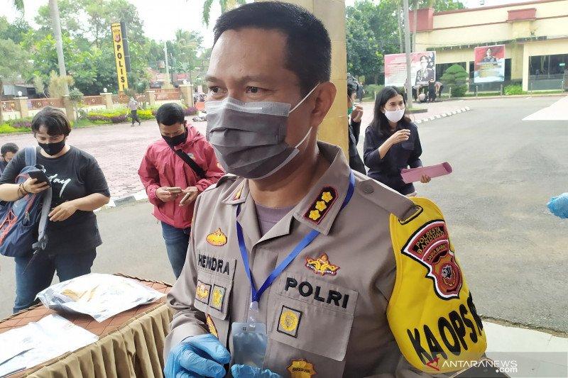 Polisi amankan delapan pemabuk keroyok polisi di Kabupaten Bandung