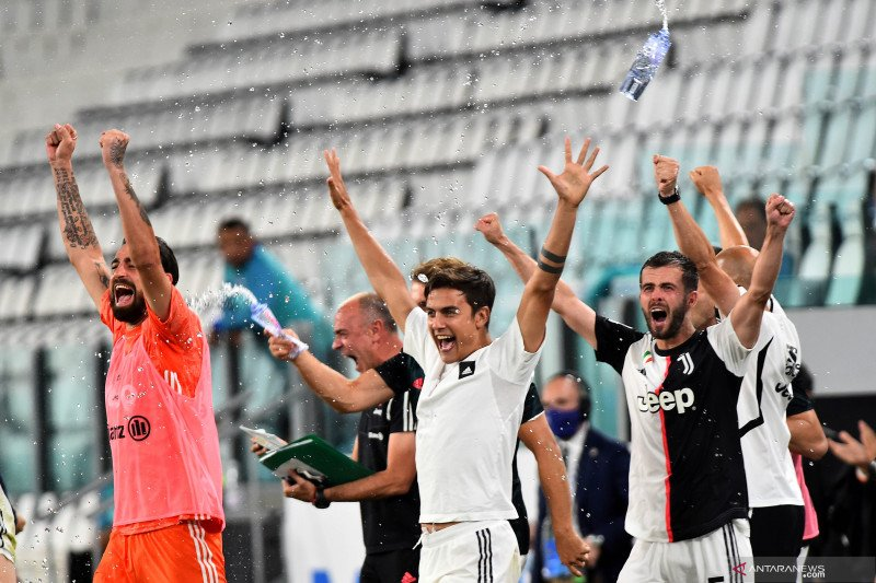 Bantu Juve raih Scudetto, Paulo Dybala akan diganjar kontrak baru