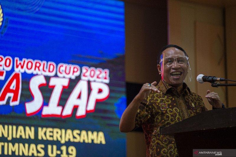 Indonesia siap andai jadwal Piala Dunia U-20 dimundurkan