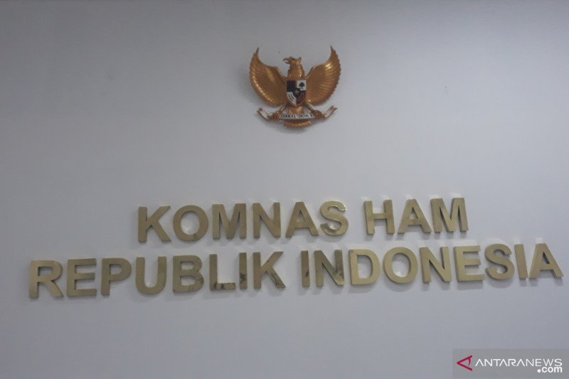 Pegawai positif Corona, Kantor Komnas HAM tutup sepekan