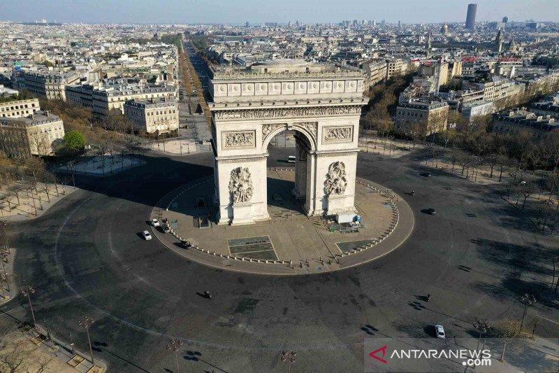 Prancis laporkan 3.376 kasus baru COVID-19  dalam tiga hari terakhir