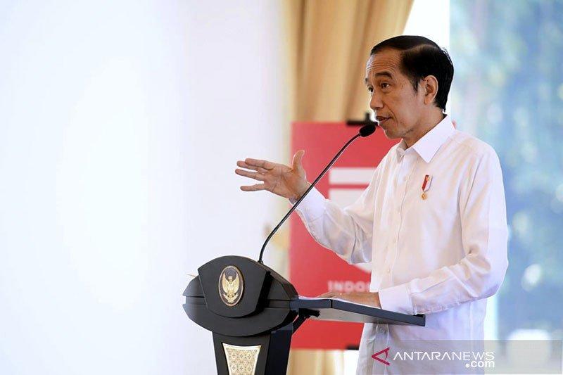 Presiden ajak Bangsa Indonesia berdikari bangkit dari pandemi
