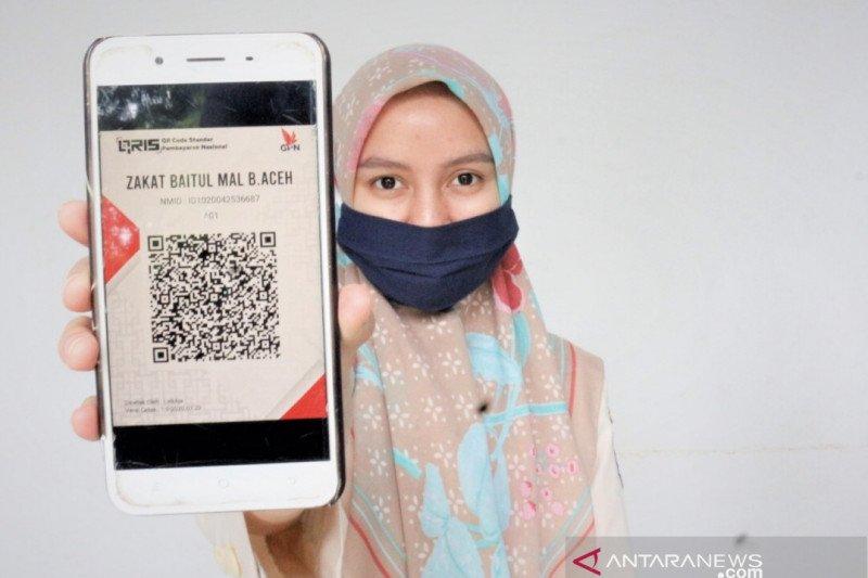 Cegah COVID-19, bayar zakat di Baitul Mal Banda Aceh bisa daring