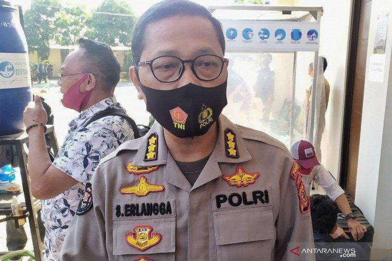 Polisi benarkan adanya pelemparan bom molotov di Kantor PDIP Bogor