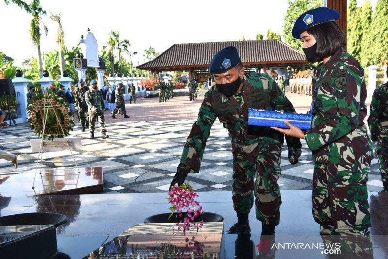 TNI AU laksanakan ziarah di Monumen Perjuangan TNI AU Ngoto