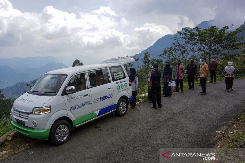 Layanan jemput bola BPJS Kesehatan di pelosok desa