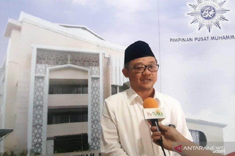 Muhammadiyah tidak ikut aksi kepung Istana