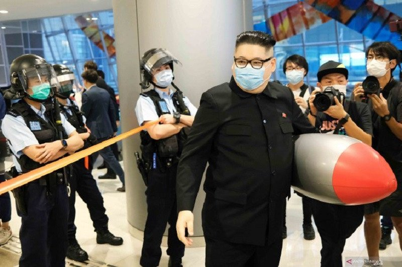 Hong Kong laporkan 106 kasus baru COVID-19, termasuk 98 kasus lokal