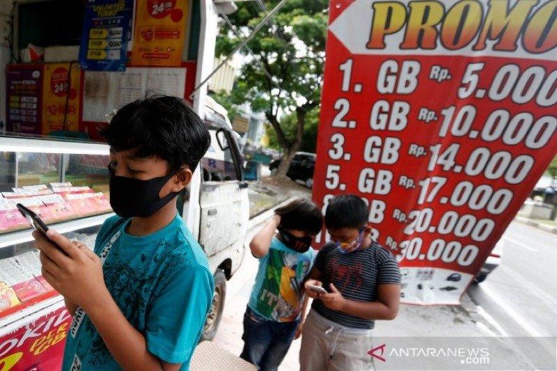 Bocoran tips hemat kuota internet di saat pandemi